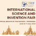 Kompetisi Ilmiah Tingkat Internasional ISIF (International Science and Invention Fair) Yogyakarta 2020