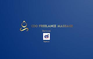 De cagayan oro massage therapist in female Iaso Spa
