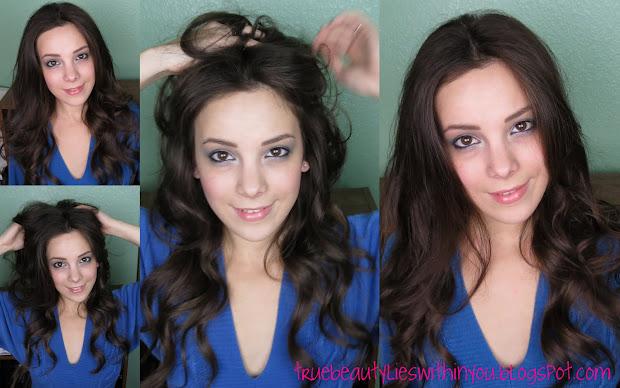 True Beauty Lies Everyday Effortless Curls