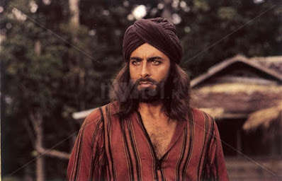 Kabir Bedi en 'Sandokán'