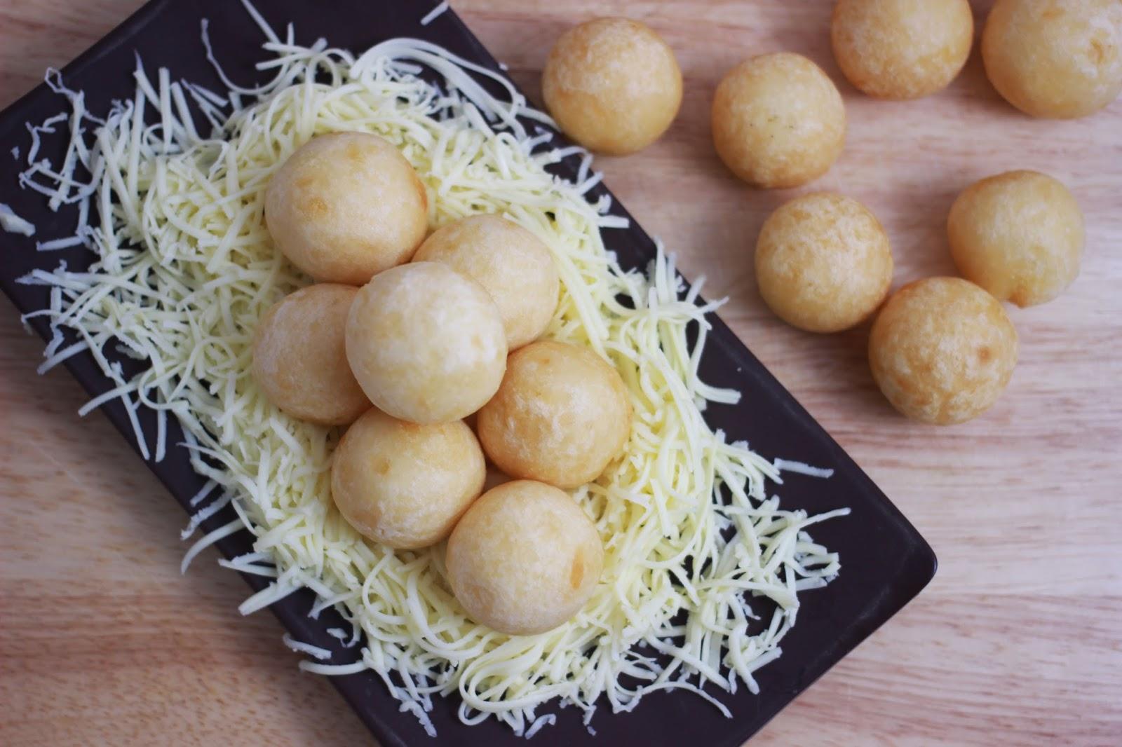 Makanan Ringan Telur Burung Ruai Resep Borneo