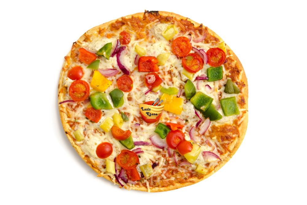 Pan Pizza Recipe in Hindi