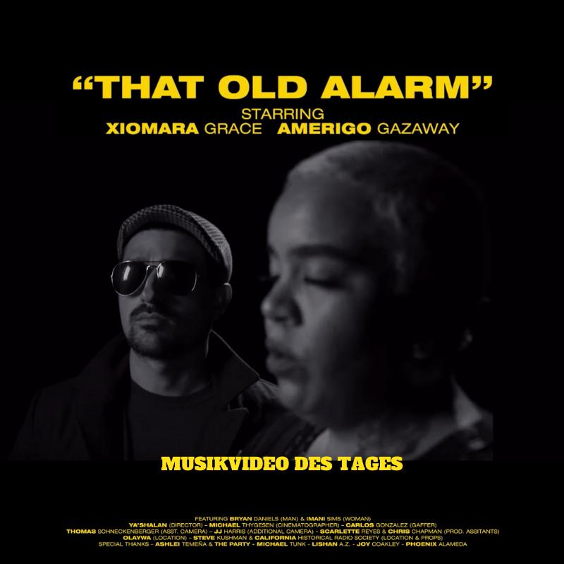 """Die erste Single zum Album """"1990"""" von Amerigo Gazaway x Xiomara ist als Musikvideo auf Atomlabor Blog zu sehen."""
