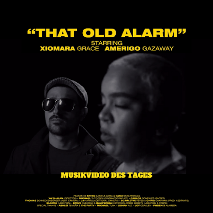 Amerigo Gazaway & Xiomara - That Old Alarm | Musikvideo des Tages