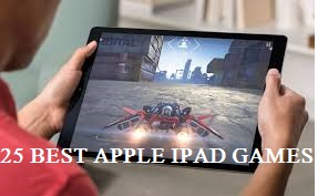 25 BEST APPLE IPAD GAMES