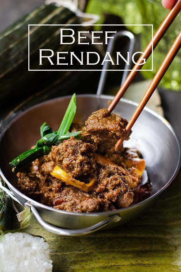 Best beef rendang