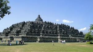 Candi Borobudur Magelang Mendunia