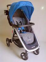 Kereta Bayi BabyDoes CH724 Matic4