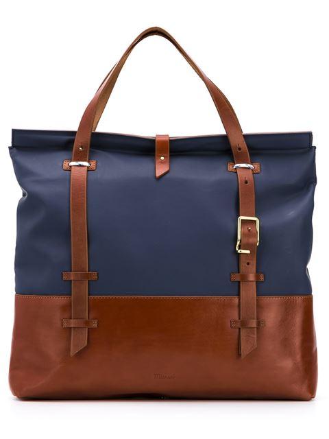 """Miansai Navy Bag"""