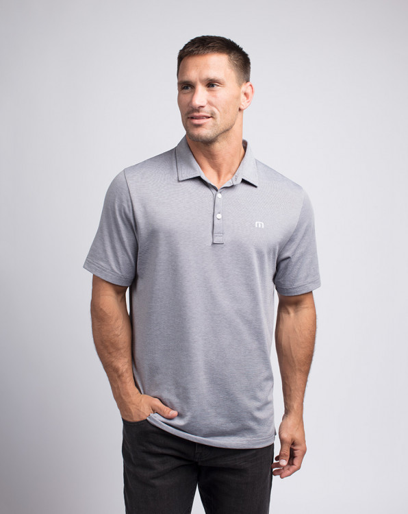 Travis Mathews Zinna Polo