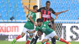 نتيجة مباراة الاتفاق والرائد اليوم الخميس 30-8-2018  في الدوري السعودي