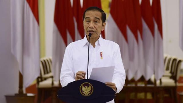 Jokowi Putuskan Tiadakan UN 2020 Imbas Corona