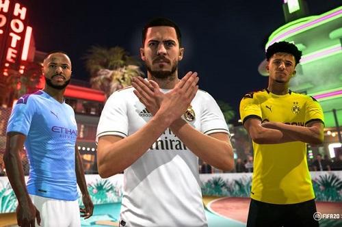 Fifa và PES càng ngày càng hoàn hảo hơn qua từng phiên bản