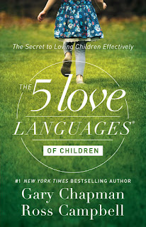 The 5 Love Languages of Children - parenting book review - only child blog