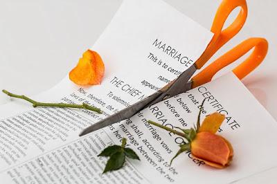 el divorcio como consecuencia de desintegración familiar
