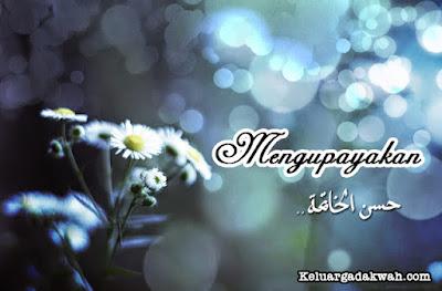 Mengupayakan Khusnul Khatimah