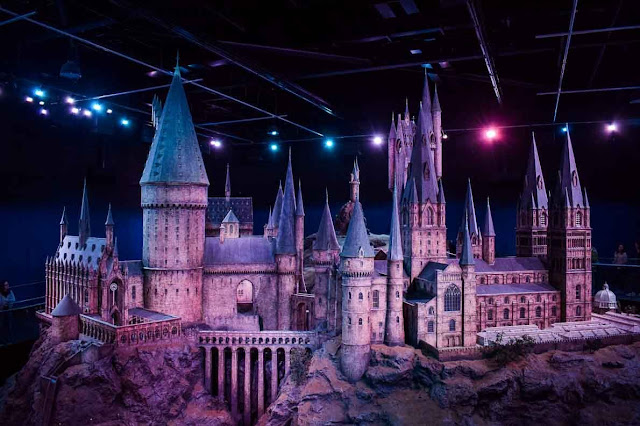 Universal Studios Hollywood Harry Potter Places to visit