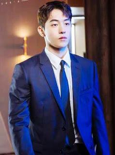 Biodata Nam Joo-Hyuk sebagai Nam Do-San
