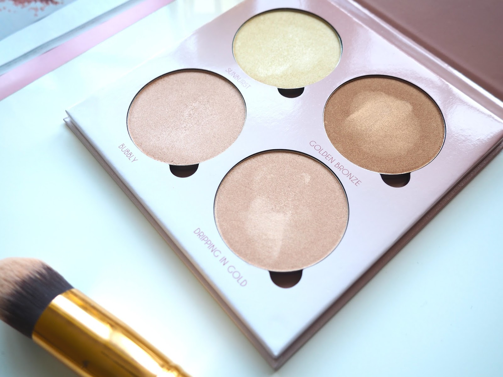 It's Cultured Anastasia Beverly Hills Glow Kit That Glow Palette Blog Review