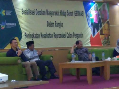 Penyuluhan Germas Kota Bandung