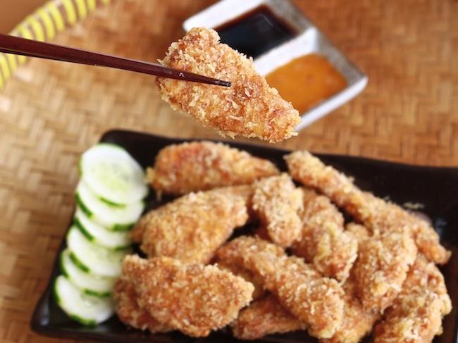 Crunchy chicken katsu recipe by Season with Spice