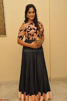 Sowmya Venugopal in Anarkali Dress at Kalamandir Foundation 7th anniversary Celebrations ~  Actress Galleries 015.JPG
