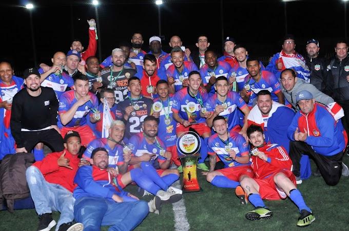 Onze Unidos de Cachoeirinha conquista a Super Copa Gaúcho de Futebol 7