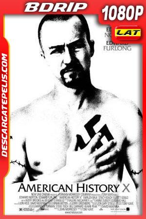 Historia Americana X (1998) 1080p BDrip Latino – Ingles