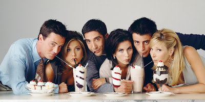 The Friends Drinking Game