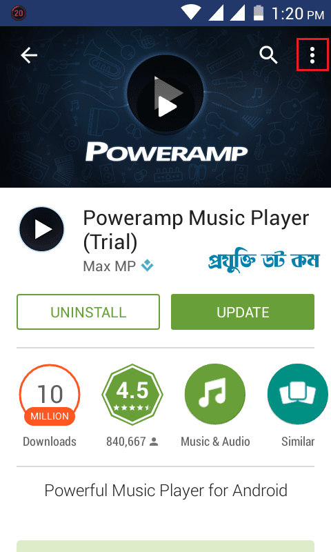 Play Store Auto Update
