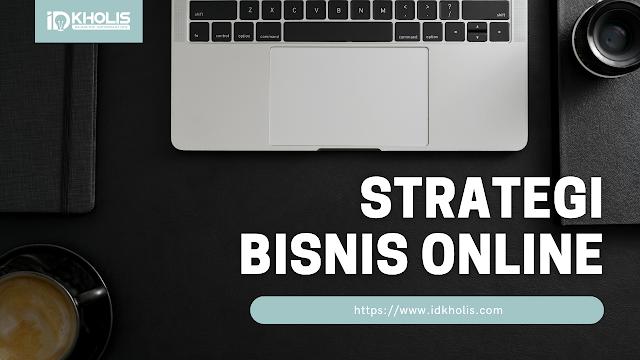 Stategi Marketing Bisnis Online