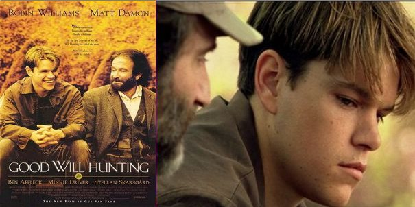 El indomable Will Hunting, película