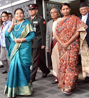 nepal-s-president-reached-india-for-five-day-visit