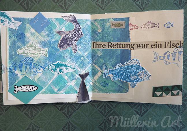 Fische Vogel Und Fehler Mullerin Art Studio
