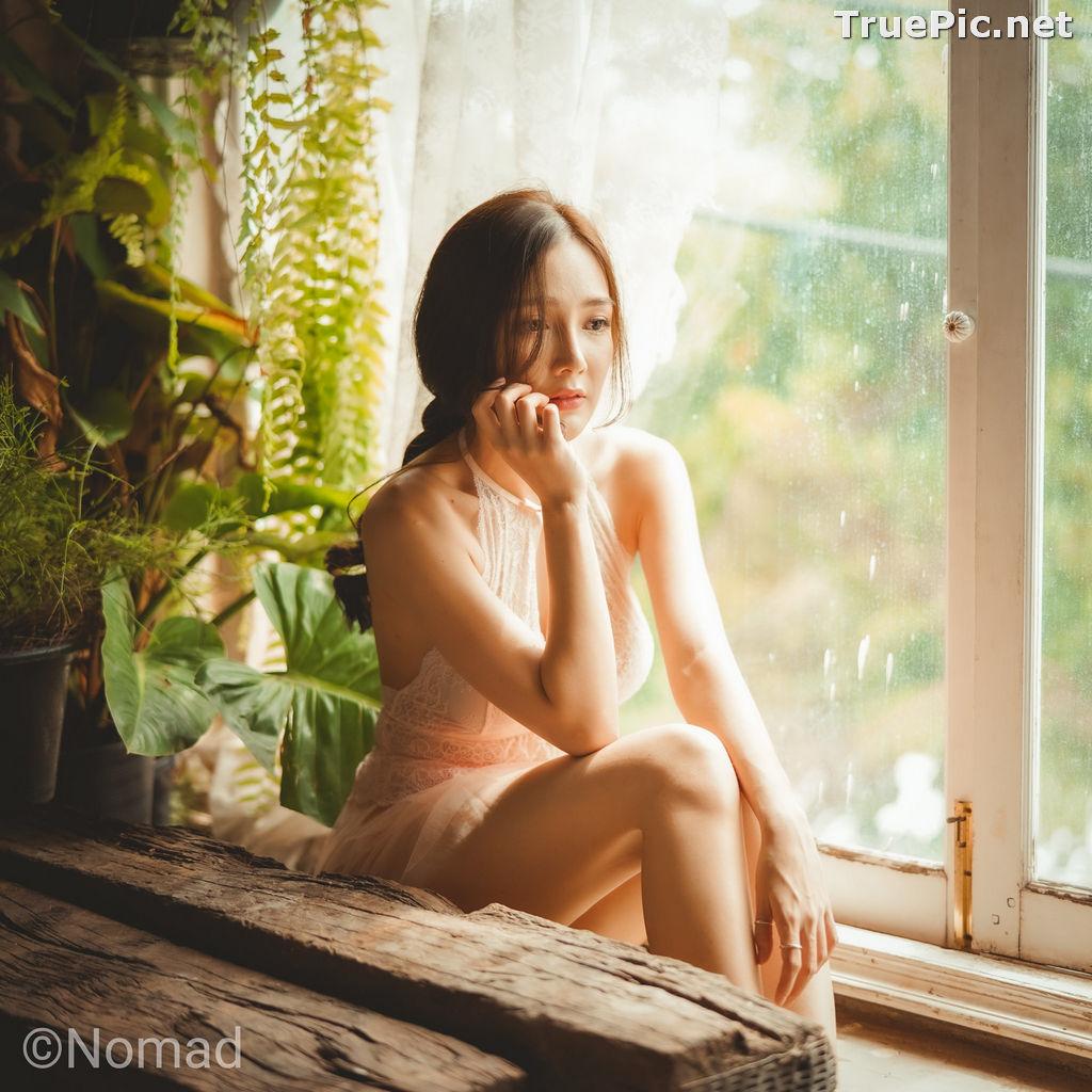 Image Thailand Model - Rossarin Klinhom - Sexy Transparent Dress - TruePic.net - Picture-3