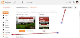 cara membuat blog menarik