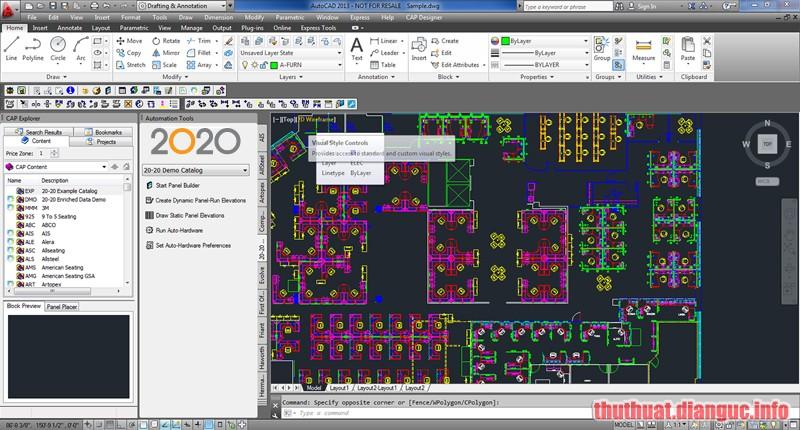 Download Autodesk Autocad 2020.1 Full Crack