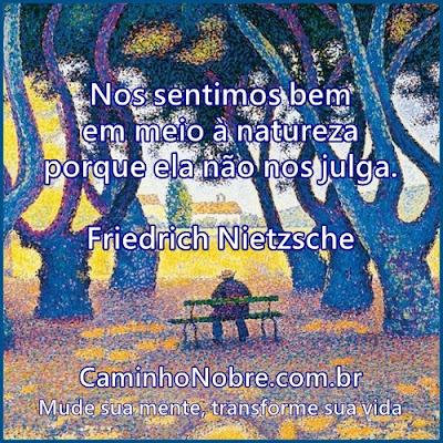 Sem julgamento, sem crítica e sem condenação a vida fica mais leve.