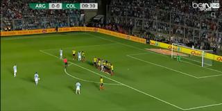 اهداف مباراة الأرجنتين وكولمبيا 3 - 0  تصفيات كأس العالم: أمريكا الجنوبية