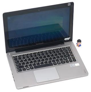 Laptop UltraBook Lenovo U310 Core i5 Second di Malang