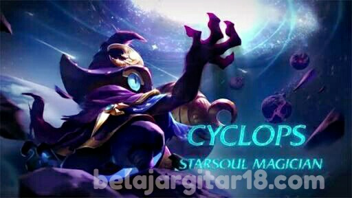 Cyclops mobile legends