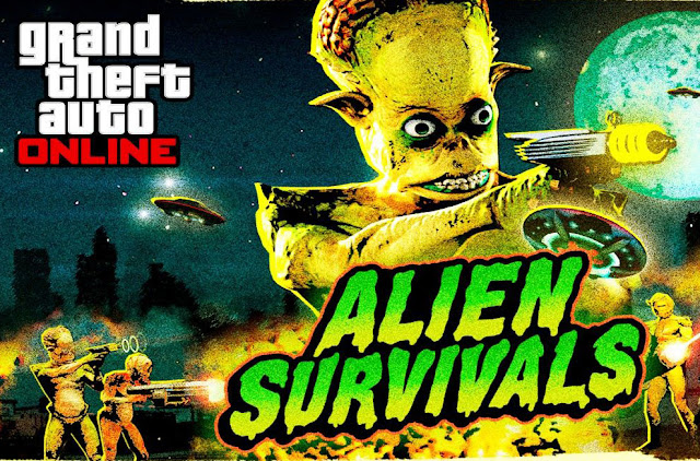 Alien Survival Series and Peyote Plants are returning to GTA online