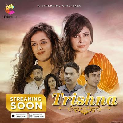 Trishna Ek Chahat Web Series Cast