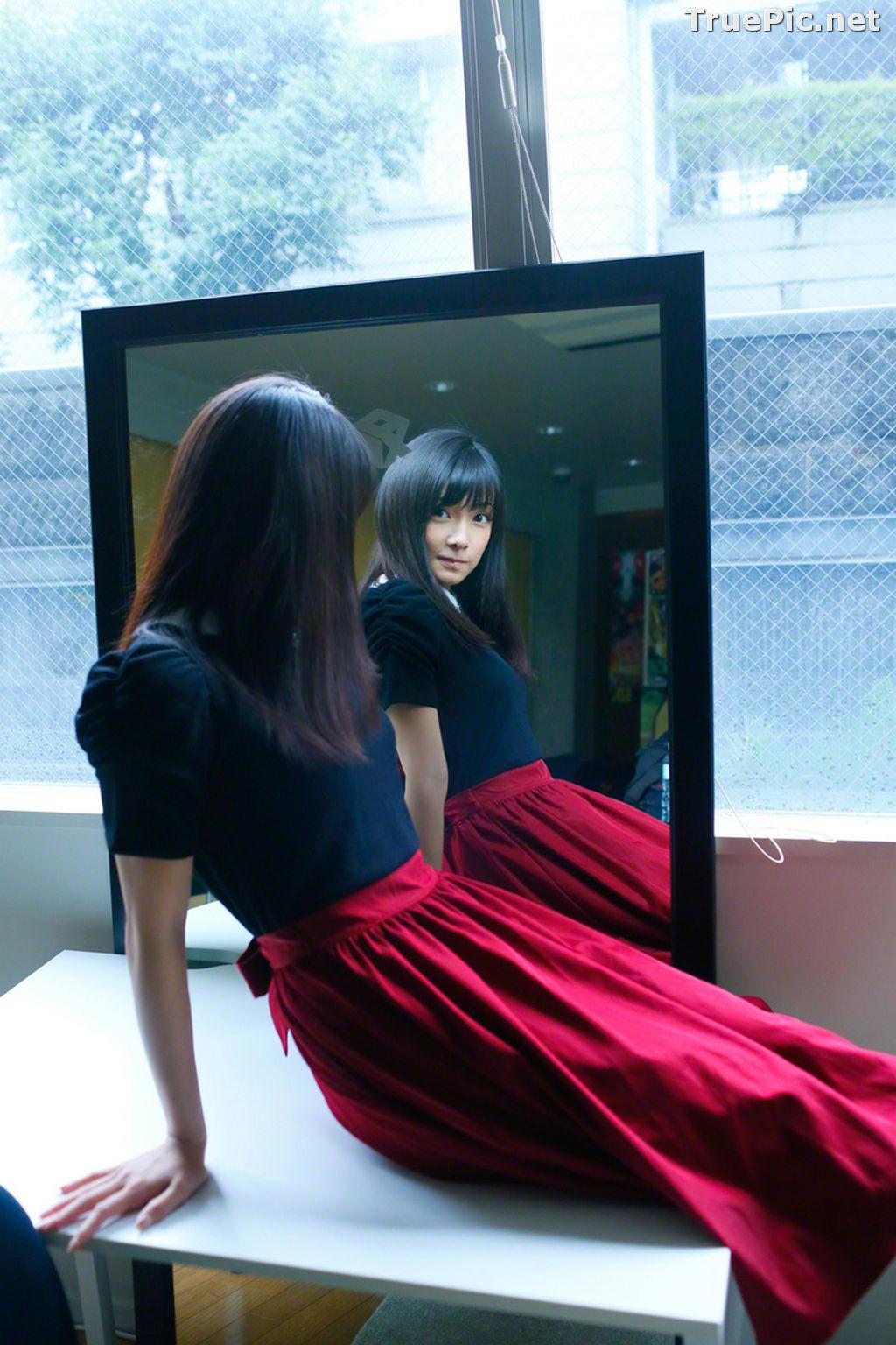Image Wanibooks No.137 – Japanese Idol Singer and Actress – Erika Tonooka - TruePic.net - Picture-4