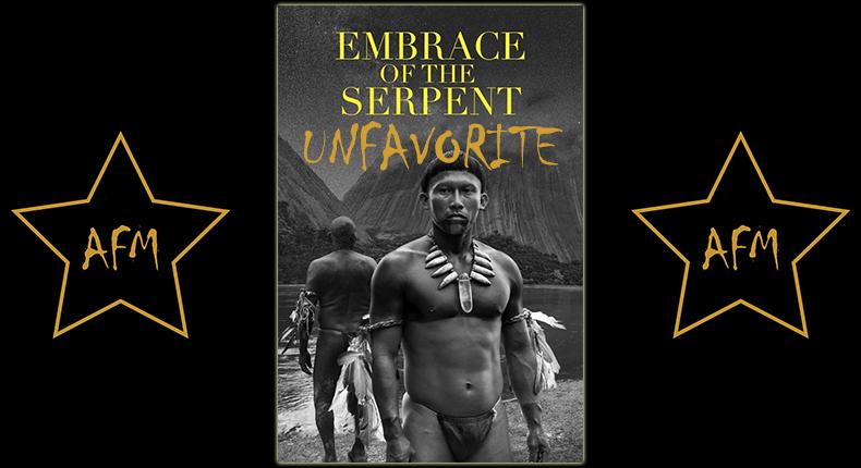 Embrace of the Serpent-El abrazo de la serpiente