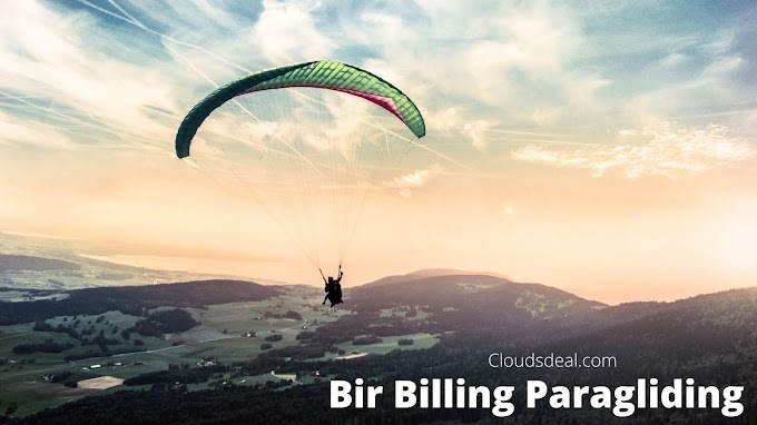 Bir Billing Paragliding Cost and Camping Packages