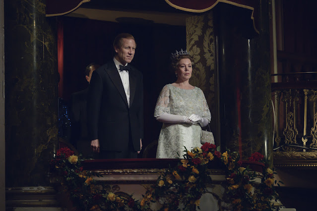 Fotograma The Crown Temporada 4
