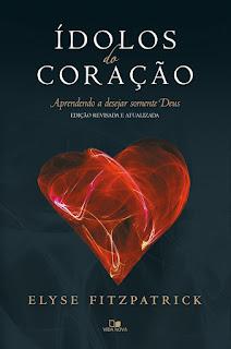 livro ídolos do coração