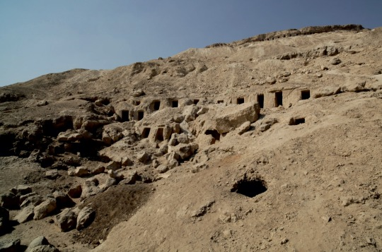 The necropolis of Asyut as an important element of Egypt's cultural memory
