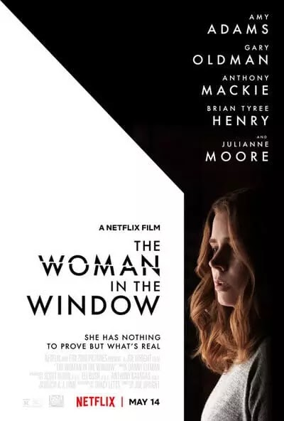 Film The Woman in the Window Review & Sinopsis Movie (2021)